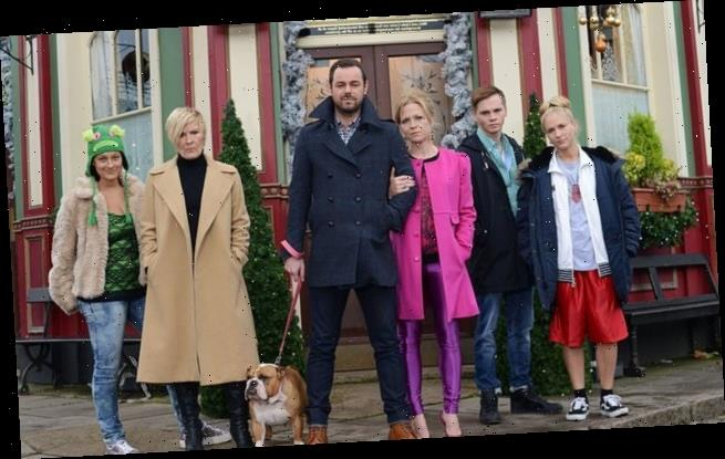 EastEnders is due to resume filming within weeks