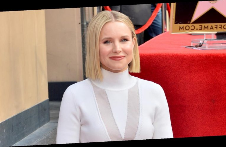 Kristen Bell Responds to Fan Expressing Concern Over News That Her Daughter Is Still in Diapers