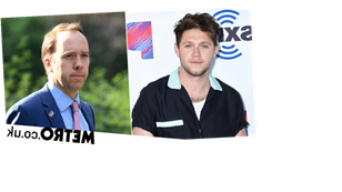 Niall Horan savagely hits out at 'smug and 'slippery' Matt Hancock