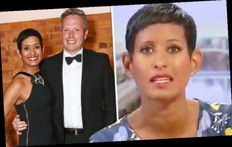Naga Munchetty: BBC Breakfast star's husband had 'meltdown' and accused her of 'lying'