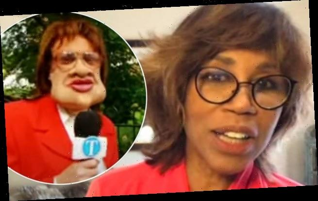 Trisha Goddard reveals she accepted an apology from Leigh Francis