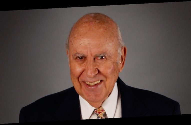 Carl Reiner's Granddaughter Found Out About His Death From TMZ