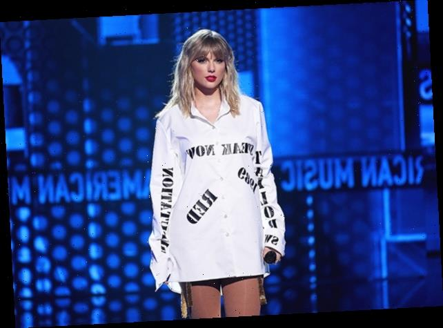 Taylor Swift Urges Voters To 'Elect People Who Will Fight Against Police Brutality'