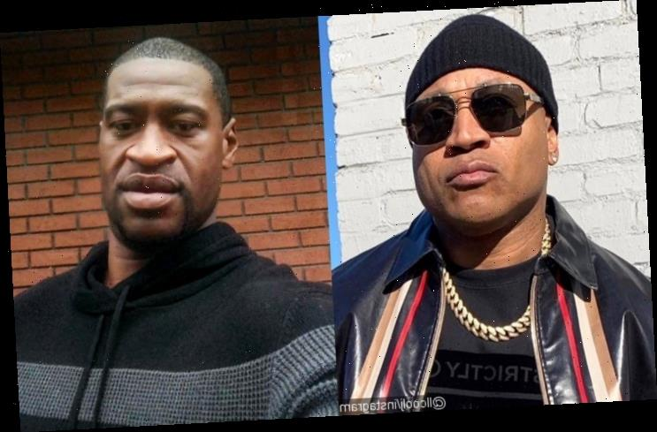 LL Cool J Channels Frustration Over George Floyd's Death Through Rapid-Fire Rap