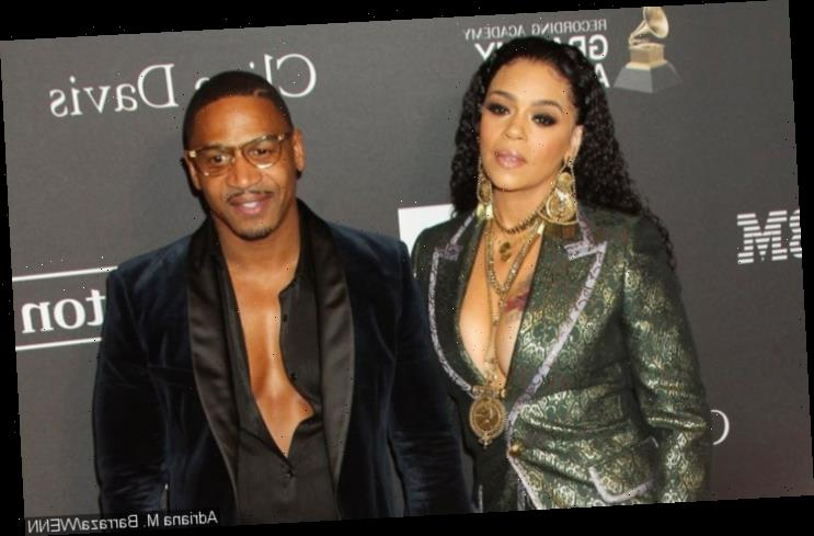 Stevie J in Good Shape in Post-Workout Video After Faith Evans Alleged Beating
