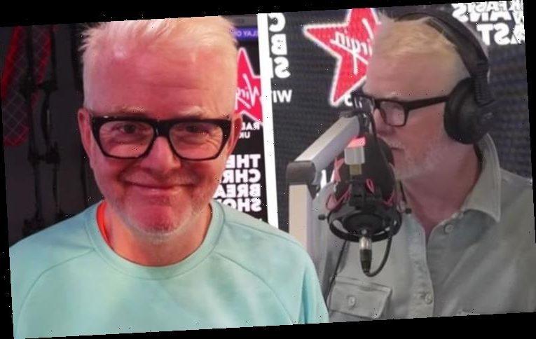 Chris Evans: Virgin Radio DJ lets slip BIG plans for the future 'We've said too much!'