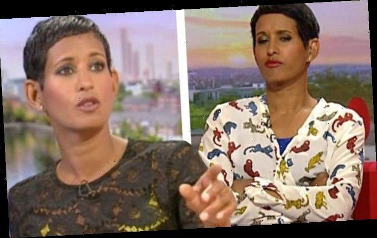 Naga Munchetty 'tears apart' BBC Breakfast agenda behind the scenes
