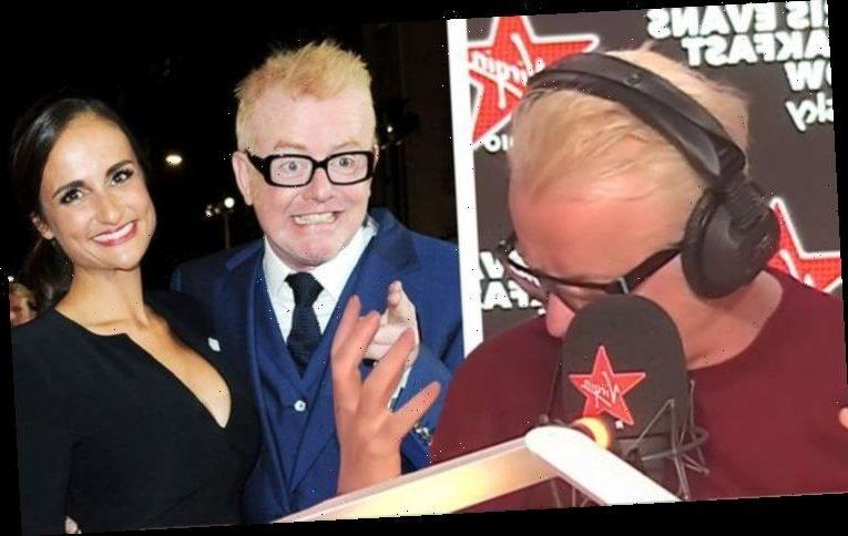Chris Evans: Virgin Radio host addresses 'curveball' with wife ahead of anniversary