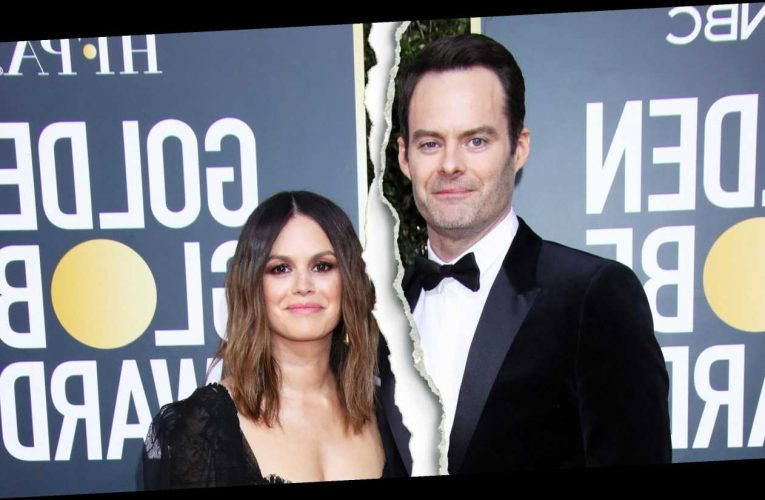 Bill Hader and Rachel Bilson Split After Dating Less Than a Year: Report