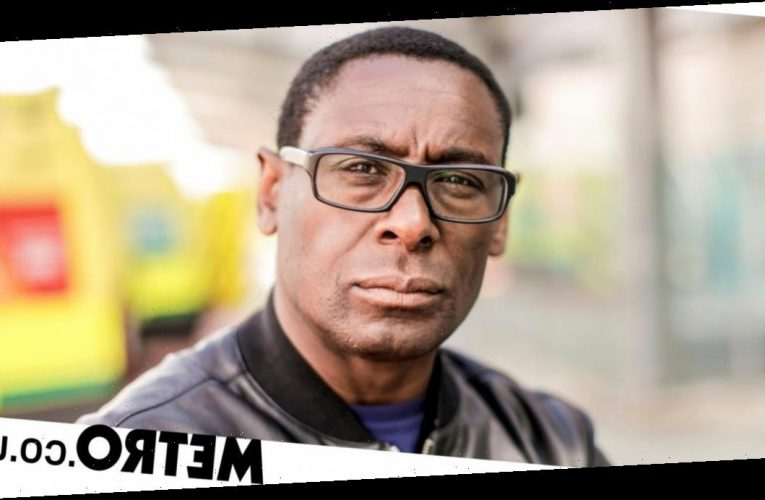 David Harewood says black actors leave the UK as there's no support