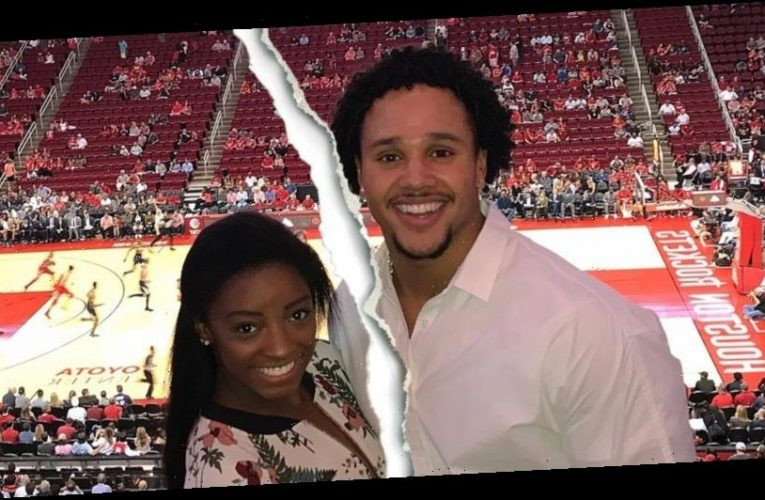 Simone Biles and Boyfriend Stacey Ervin Jr. Split After 3 Years