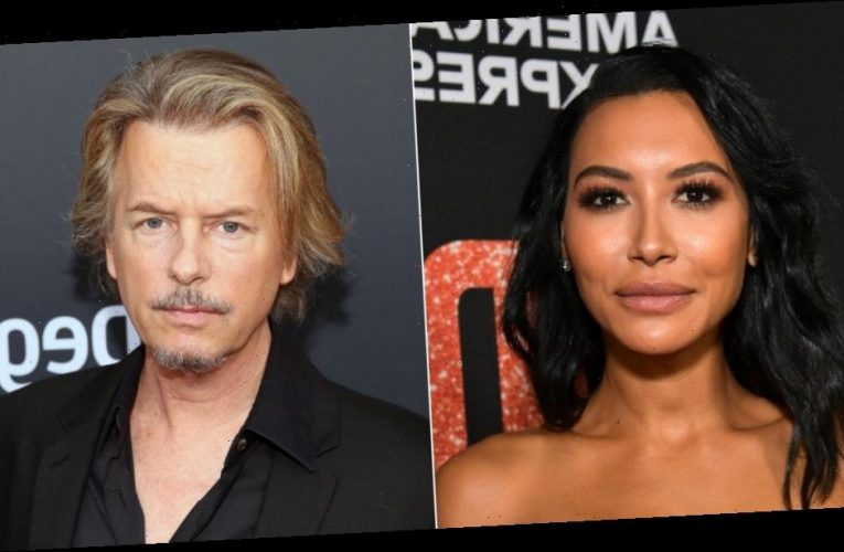 Inside Naya Rivera's relationship with David Spade