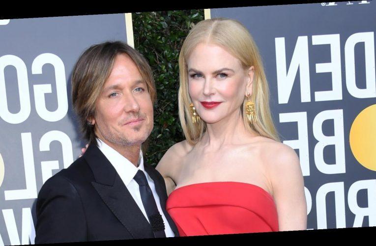 Nicole Kidman Denies Claims She & Keith Urban Are Ignoring Australia's Strict Quarantine Rules