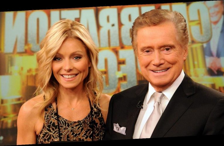 Kelly Ripa 'beyond saddened' by Regis Philbin's death: 'He was the ultimate class act'