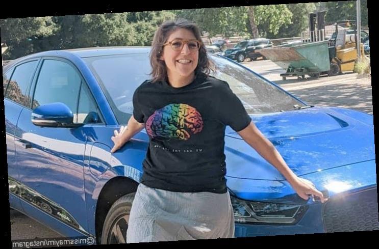 Mayim Bialik Blames Coronavirus Lockdown for Heightening Her Mental Health Issues