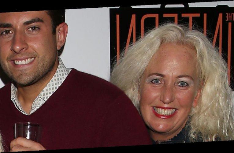 Lydia Bright's mum Debbie sends loving message to her daughter's ex-boyfriend James Argent