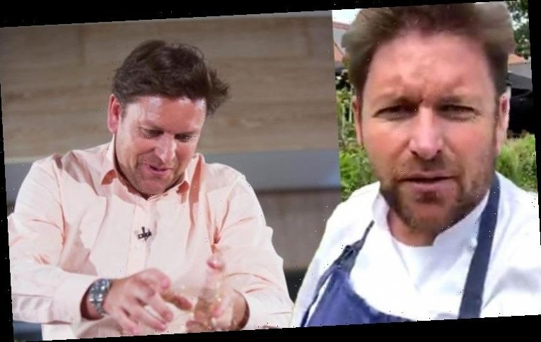James Martin gives filming update after sparking frenzy with new move: 'Unbelievable'