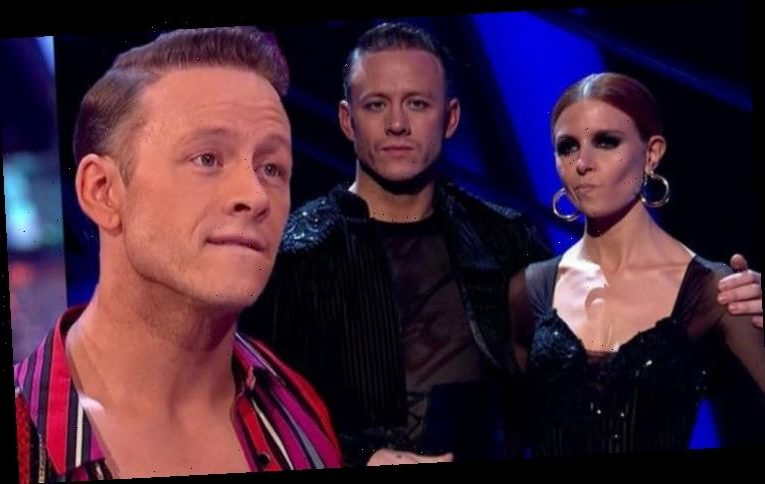 Kevin Clifton questions Stacey Dooley's surprising move 'Things just happen in the moment'