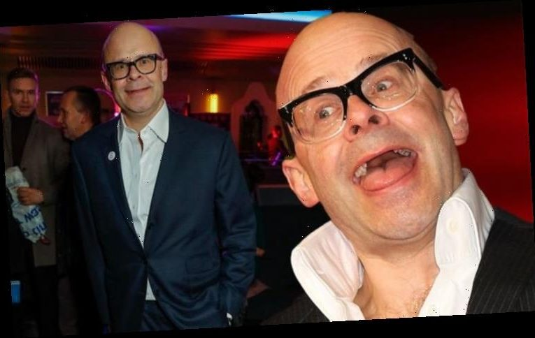 Harry Hill 'expecting trouble' over new show World of TV after BBC keep 'in-joke' in