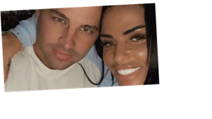 Katie Price says Carl Woods engagement was 'comedy fun' after revealing he had 'proposed' in video
