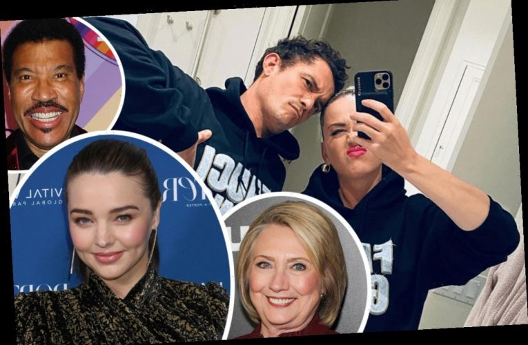 Miranda Kerr & More Celebs React To The Birth Of Katy Perry And Orlando Bloom's Baby Girl!