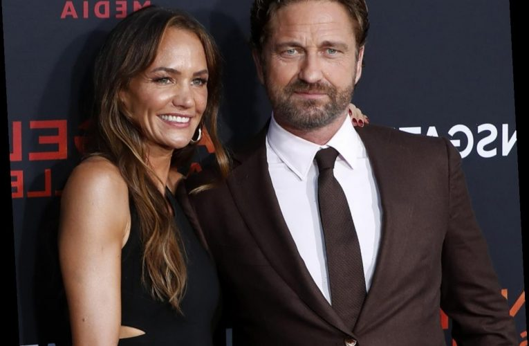 Gerard Butler, 50, is single again after ending his on-and-off thing with Morgan Brown