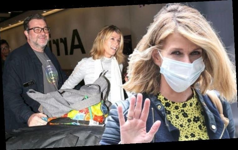 Kate Garraway details last 'normal' day with husband as he sheds eight stone in hospital