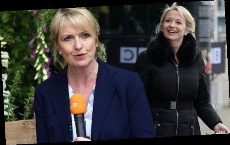 Carol Kirkwood: BBC Breakfast star shares 'terrifying' moment 'I'll never do that again'