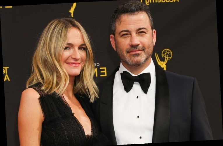 Who Is Molly McNearney? Jimmy Kimmel's Wife Is A Behind-The-Scenes Star