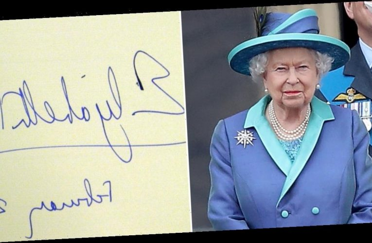 Who Has the Best Handwriting in the British Royal Family? We'll Let You Decide