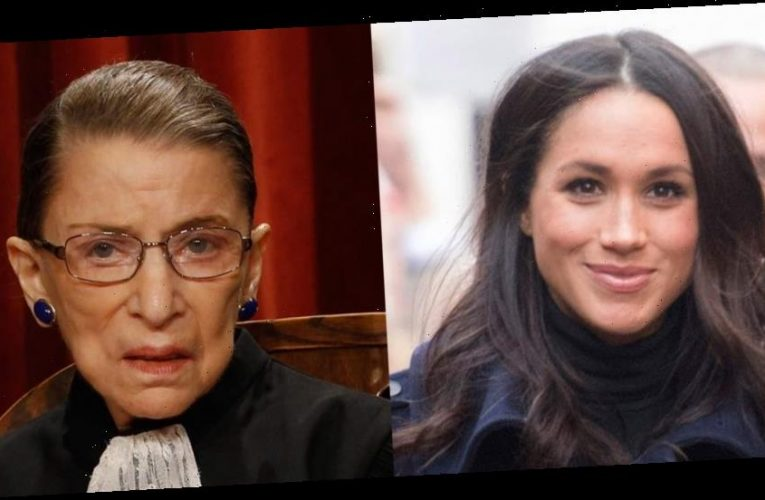 Meghan Markle Honors the Legacy of Ruth Bader Ginsburg – Read Her Statement