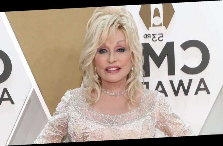 Dolly Parton earns first Christian No. 1 for 'There Was Jesus'