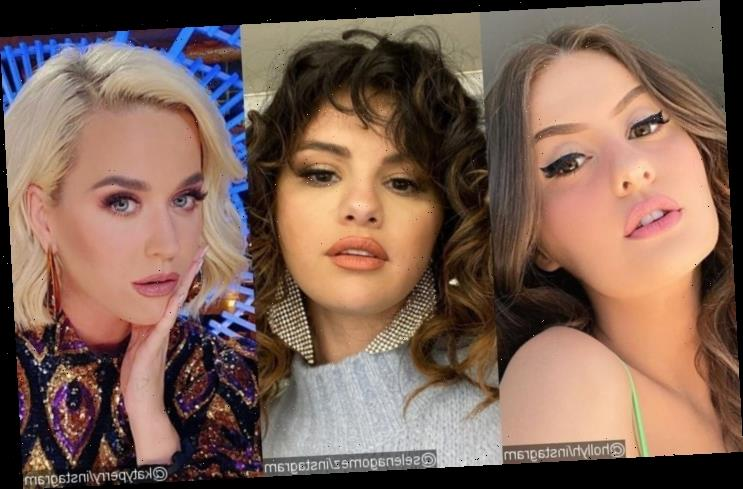 Holly H Finds It Crazy Selena Gomez and Katy Perry Recognized Her TikTok Success