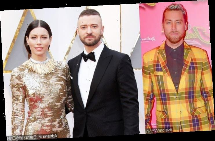 Lance Bass Gushes Over Justin Timberlake and Jessica Biel's Second Child