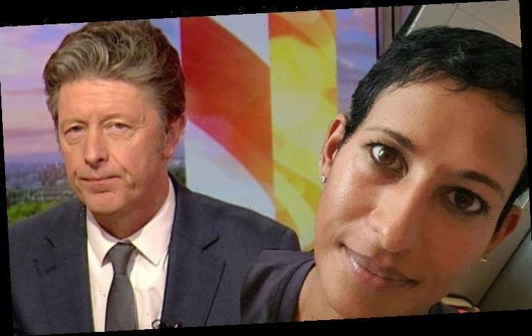 Naga Munchetty 'spurred on' by awkward Charlie Stayt BBC Breakfast moment 'Felt strong'