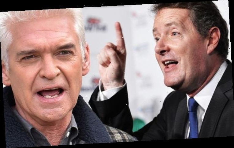 Phillip Schofield heartbreak: Confession on 'memories lost' by Piers Morgan amid row