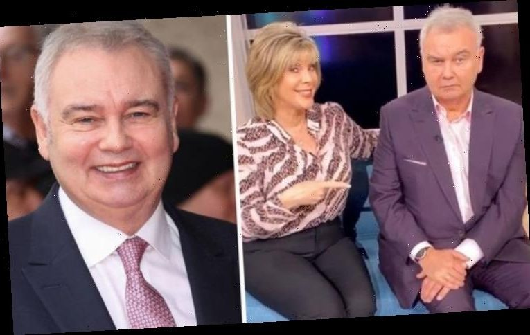 Eamonn Holmes: This Morning host thanks fans for calling out Ruth Langsford's 'wrong' move
