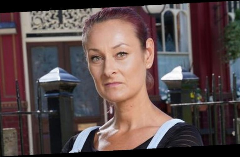 Luisa Bradshaw-White quits EastEnders after seven years of playing Tina Carter