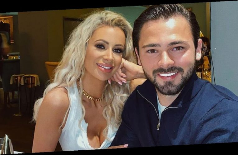 Olivia Attwood says she wants to elope but 'attention seeker' fiancé Bradley wants a big wedding