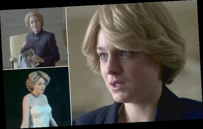 The Crown: Embattled Princess Diana pleads 'to be loved'