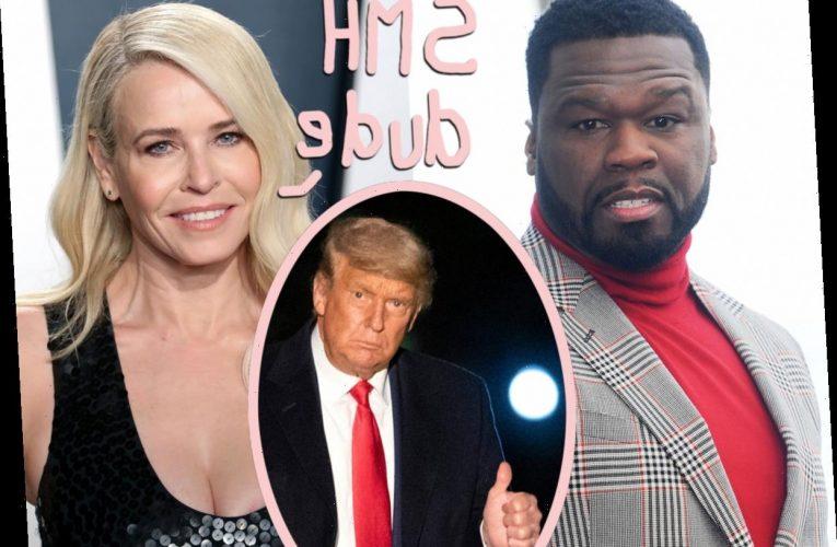 Chelsea Handler Drags Ex-Boyfriend 50 Cent Over His Donald Trump Support
