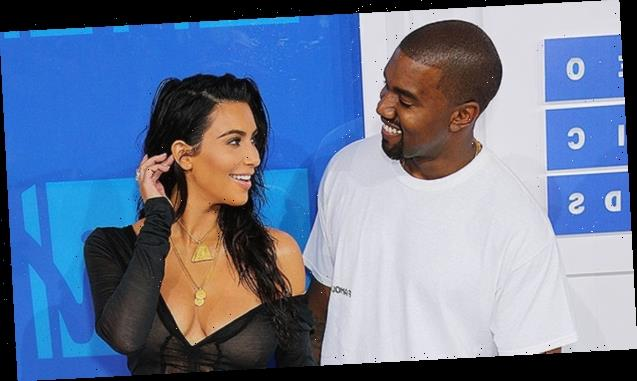 Kanye West Surprises Kim Kardashian With Hologram Of Her Late Dad Robert Wishing Her Happy Birthday — Watch