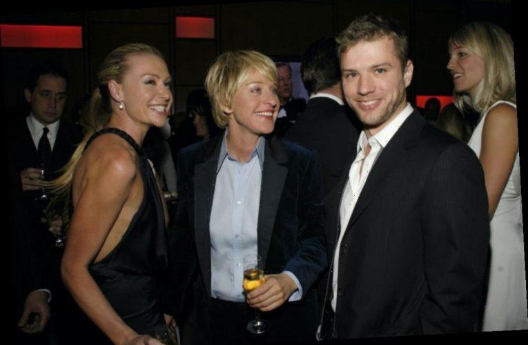 Ryan Phillippe Just Threw Major Shade at Ellen DeGeneres