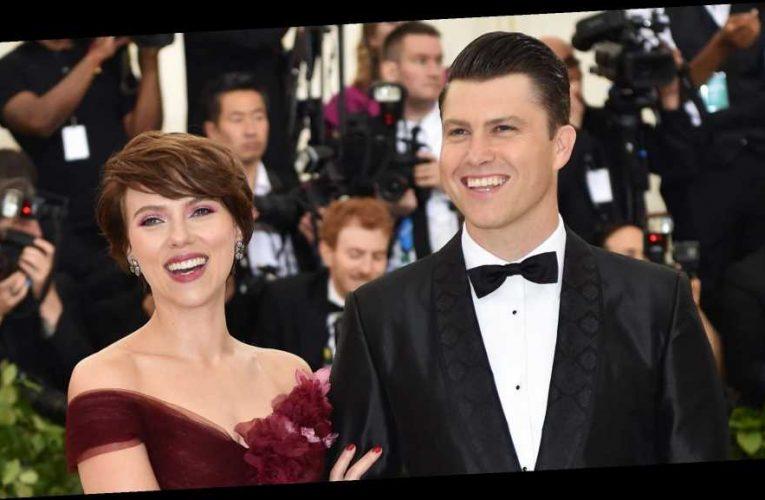Scarlett Johansson and Colin Jost's Relationship Timeline