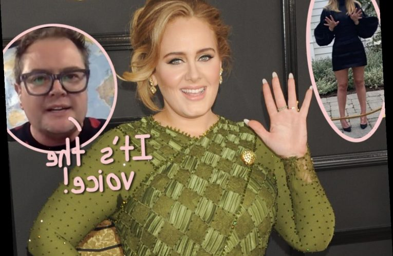 Adele's Pal Alan Carr Has THIS Important Message For Fans Fawning Over The Singer's Weight Loss!