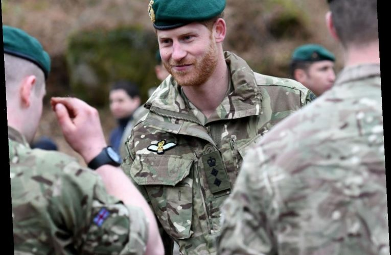 Prince Harry has sent a legal threat over that stupid Royal Marines story