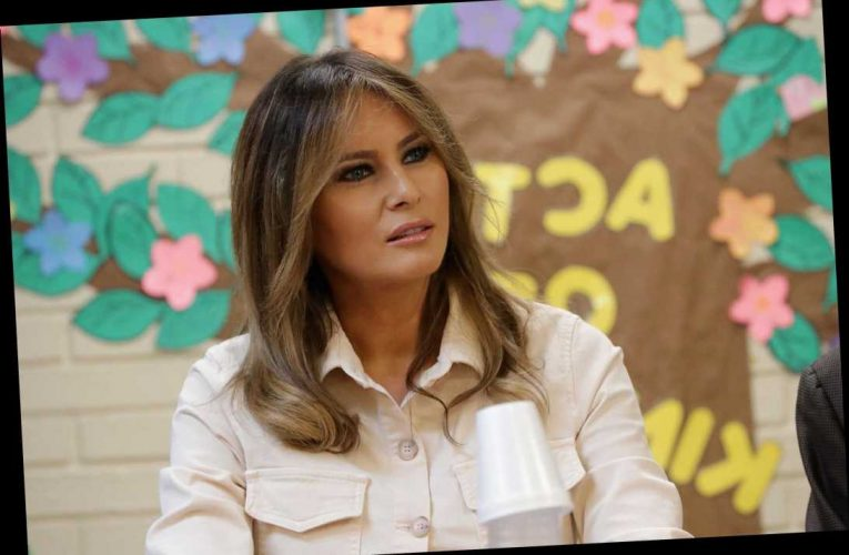 A Secretly Recorded Tape of Melania Trump Saying Truly Awful Things Just Dropped