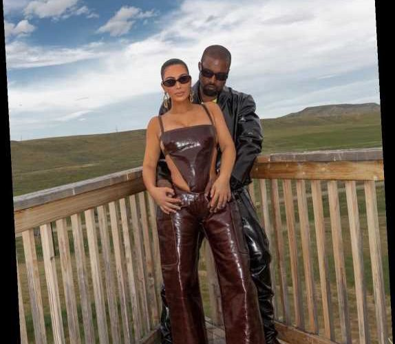 Kim Kardashian Opened Up About Caring for Kanye West When He Had COVID-19