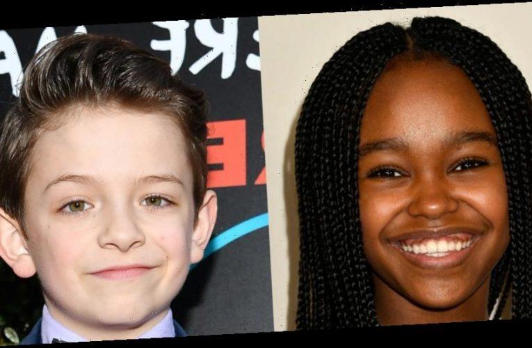 Feel The Beat's Lidya Jewett & Timmy Failure's Winslow Fegley Cast In YA Movie 'Night Books'