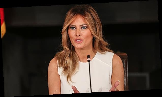Melania Trump Caught On Tape Dissing White House Christmas Decor: 'Who Gives a F***' — Listen